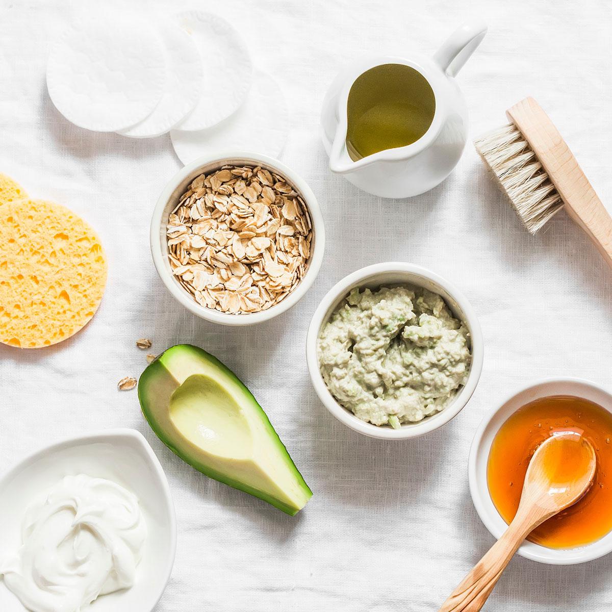 4 Natural Homemade Face Mask Recipes