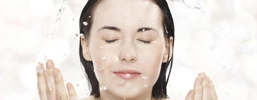 how to cleanse face