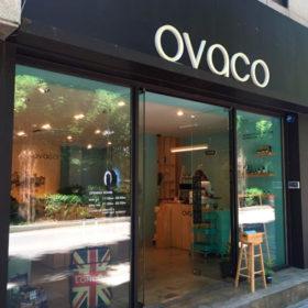 премиум шоу рум Ovaco в Корее Сеул