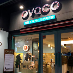 official ovaco store in seoul