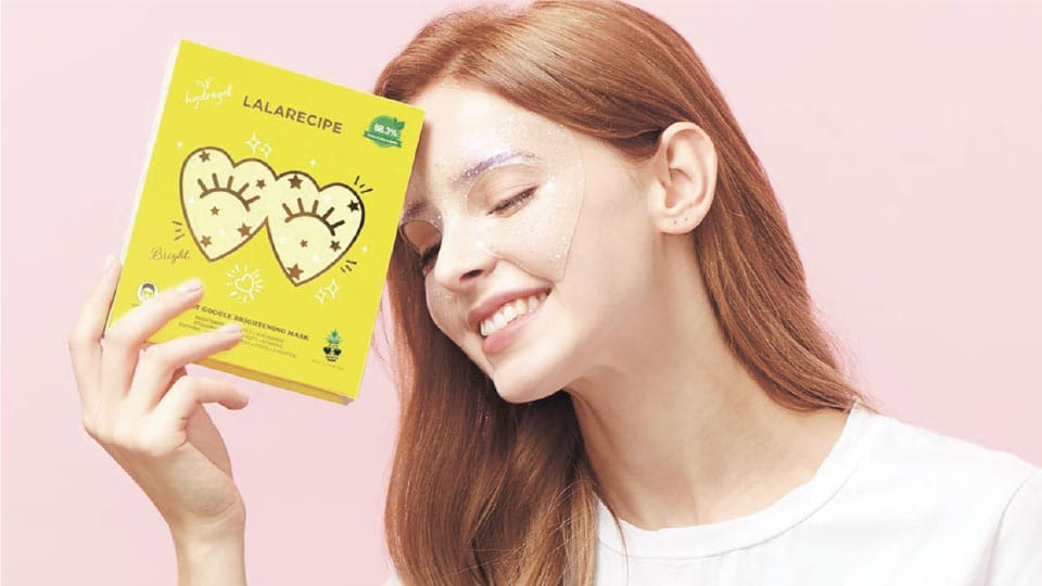 Buy wholesale Lalarecipe mask
