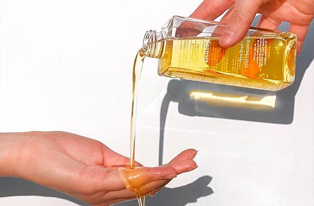 Гидрофильное масло Rice Bran Cleansing Oil