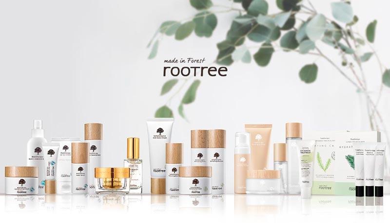 Rootree - Natural Korean cosmetics