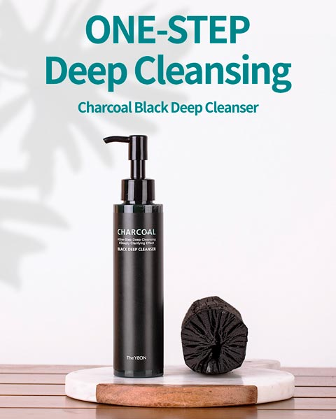 Charcoal Black Deep Cleanser