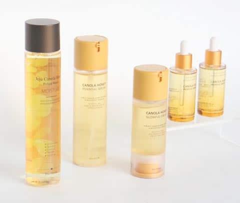 Jeju Canola Honey line